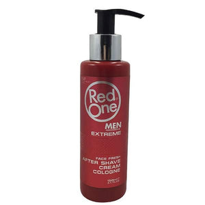 "Red One After Shave Cream Cologne ""EXTREME"""