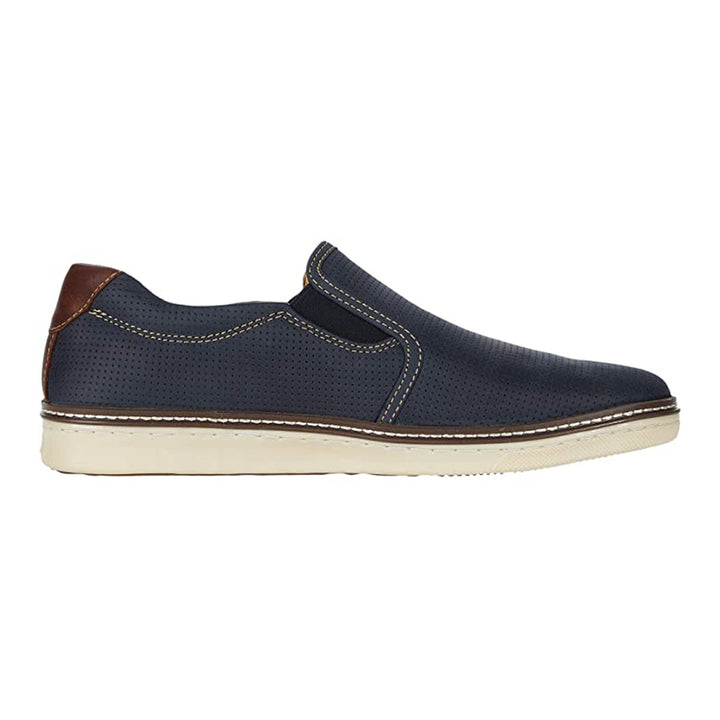 Johnston & Murphy McGuffey Perforated Slip-On