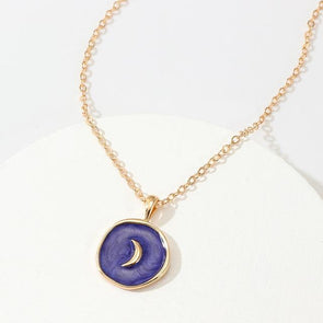 Astronomy Poured Enamel Jewelry