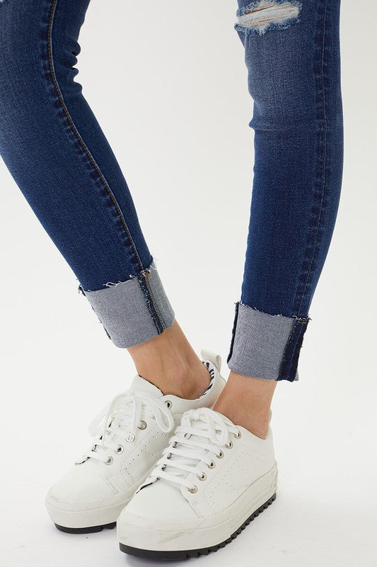 KanCan Low Rise Skinny Jeans