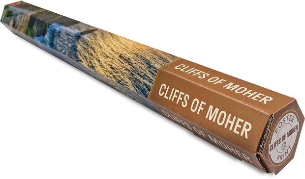 Cliffs of Moher Poster-Print