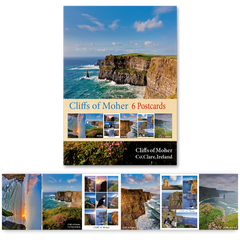Cliffs of Moher - Pack of 6 Postcards