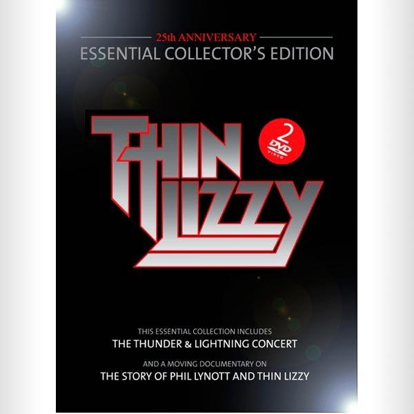 Thin Lizzy Essential Collectors edition DVD