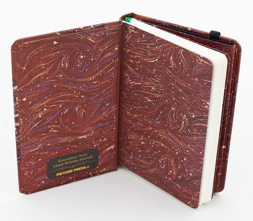 Grosvenor Avec Lined Writing Journal