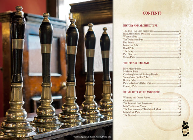 The Irish Pub - Pictorial Guide