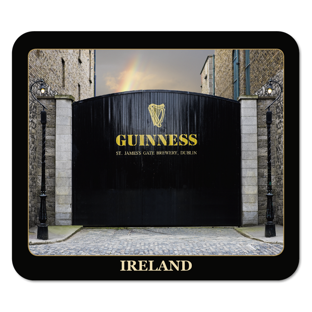 Guinness Gates Coaster