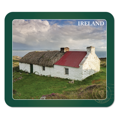 Traditional Irish Cottage Coaster