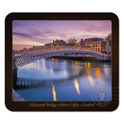 Ha'penny Bridge Coaster