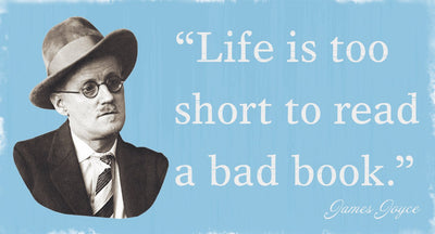 James Joyce Pin-Up