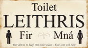 Leithris/Toilet Pin-Up