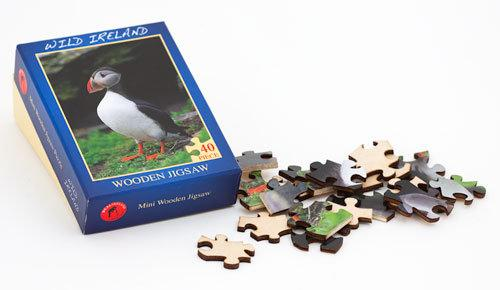 Wild Ireland Mini Wooden Jigsaw