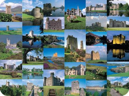 Irish Castles Placemats