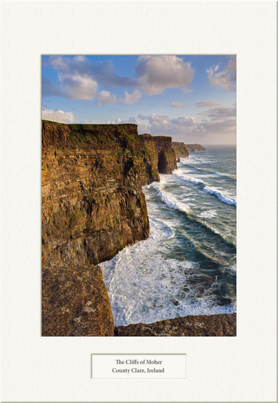 The Cliffs of Moher  - Visions of Ireland