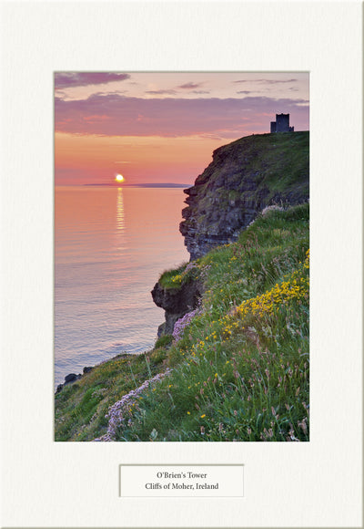 O'Brien's Tower, Cliffs of Moher - Visions of Ireland