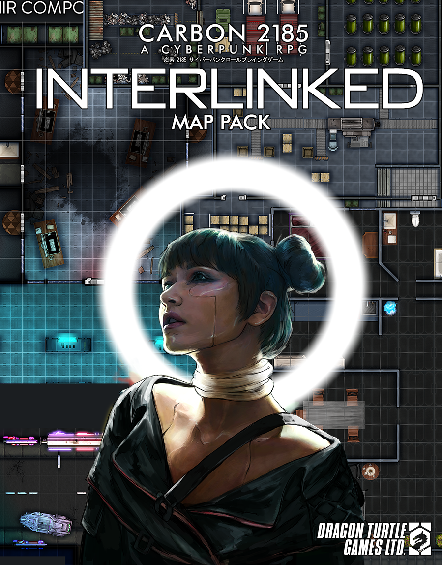 Interlinked Map Pack Digital