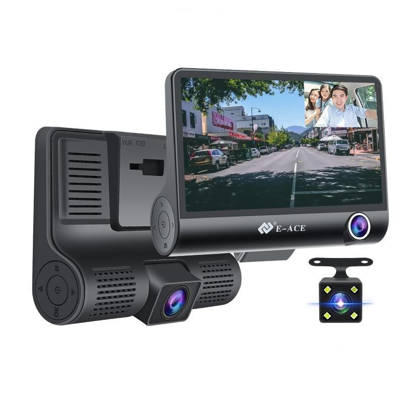 Rear View Backup Car Video Dash Camera Recorder System - Deals Dayz
