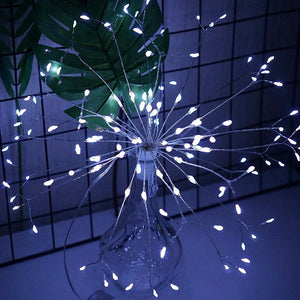 LED String Lights Waterproof Copper Wire - ObeyKart