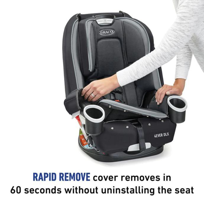 Protect Plus 4-in-1 Convertible Car Seat
