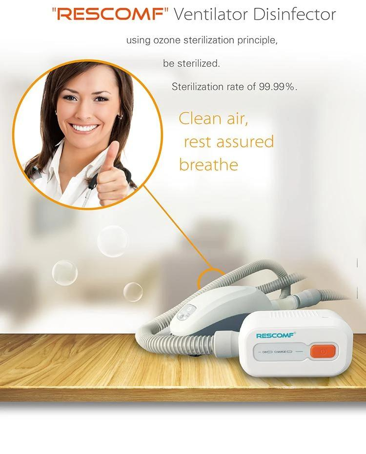 CPAP Cleaning & Sanitizing Machine - CPAP Ozone Disinfector - ObeyKart
