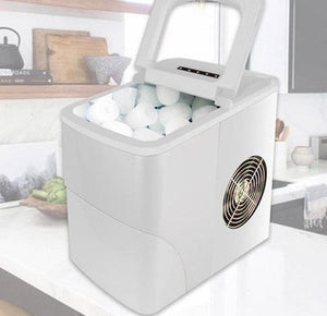 Electric Automatic Instant Ice Maker Machine - ObeyKart