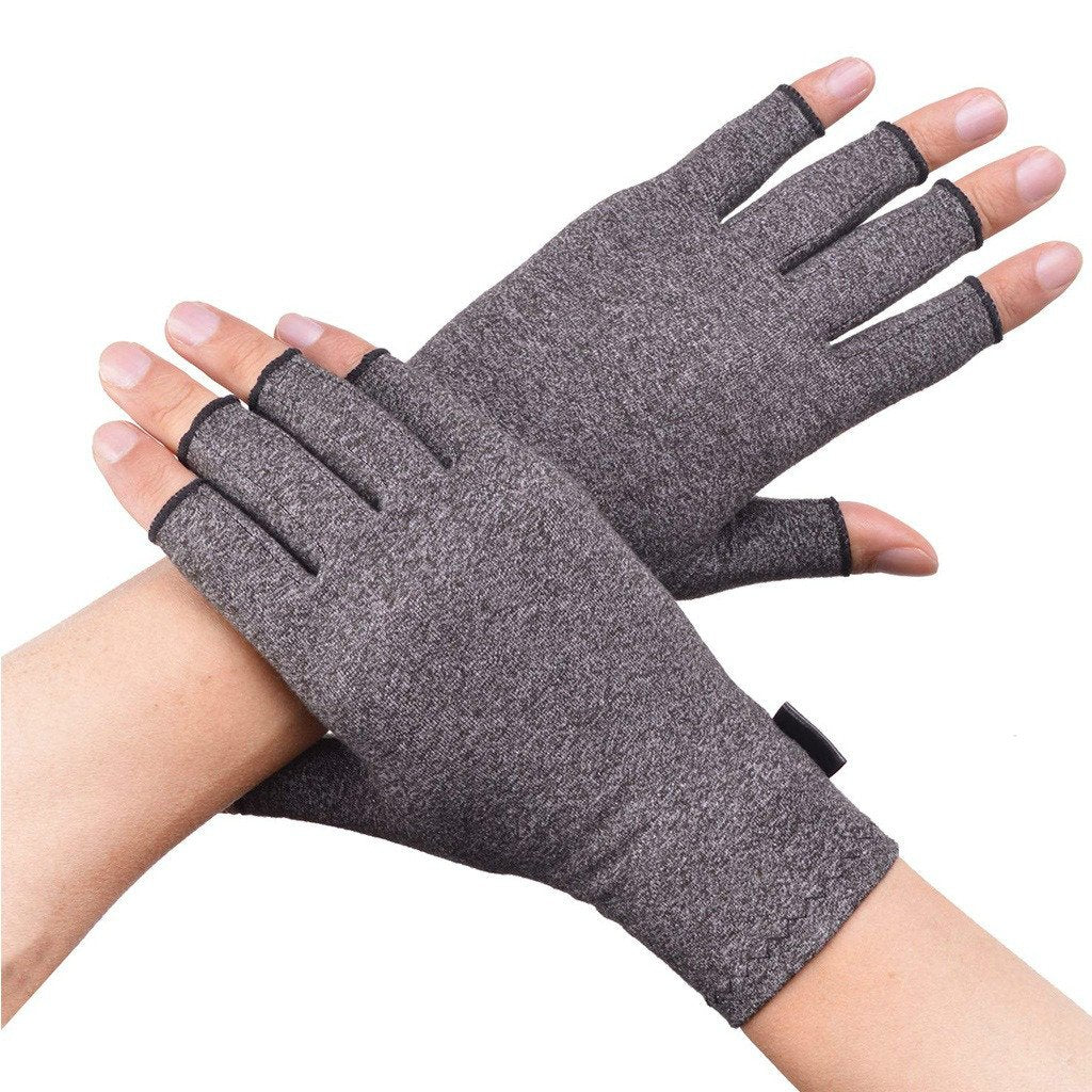 Pain Relief compression Arthritis Gloves with wrist support - ObeyKart