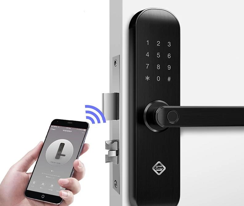 PINEWORLD Biometric Fingerprint Lock - ObeyKart