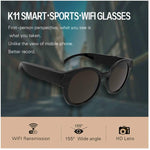 Bicycling Glasses WiFi Mini Camera HD 1080P DVR Video Audio Recorder - ObeyKart