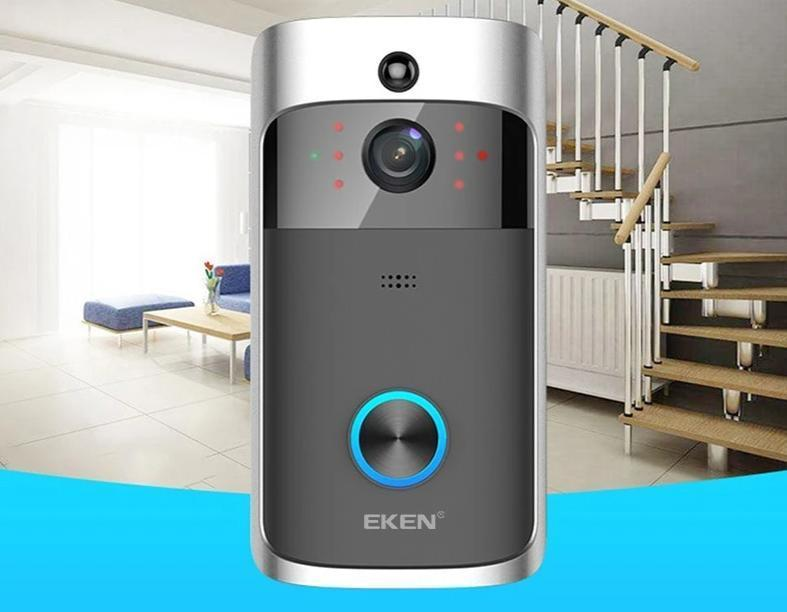 Smart IP Video Intercom WI-FI Video Door Phone Door Bell - ObeyKart