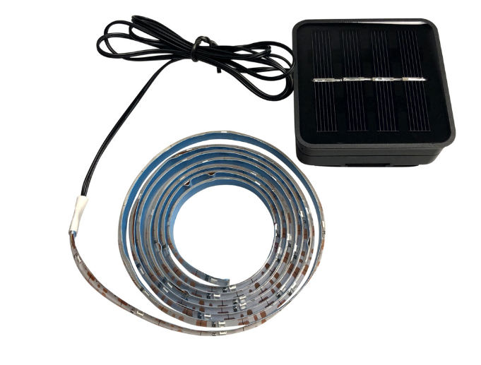 Solar Automatic LED Basket Ball Glowing Rack