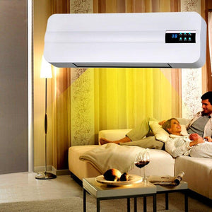 Wall-Mounted Remote Control Heater Air Warmer