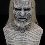 Night King Zombie Latex Masks - Halloween Mask