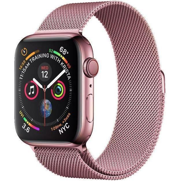Aluminium Smart Series Watch with Loop Band for iPhone