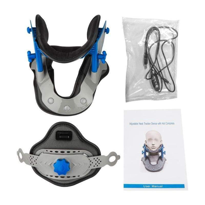 Heating Cervical Neck Traction Device