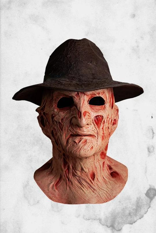 Freddy Krueger Halloween Mask - Cosplay Prop