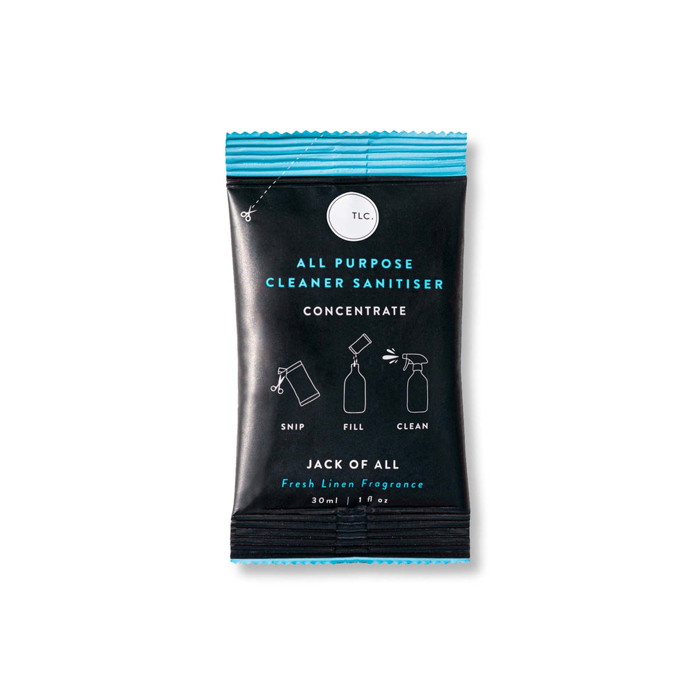 Jack of All Concentrate Sachet | 30ml | All Cleaner purpose disinfectant