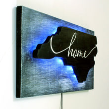 Load image into Gallery viewer, Lighted North Carolina Sign