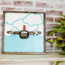 Load image into Gallery viewer, 3D Airplane Wall Art