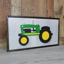 Load image into Gallery viewer, 3D Vintage Tractor Sign