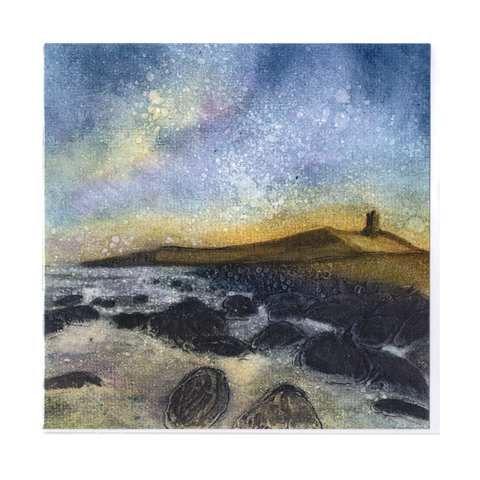 Carol Nunan, 'Stronghold Under a Starry Sky'