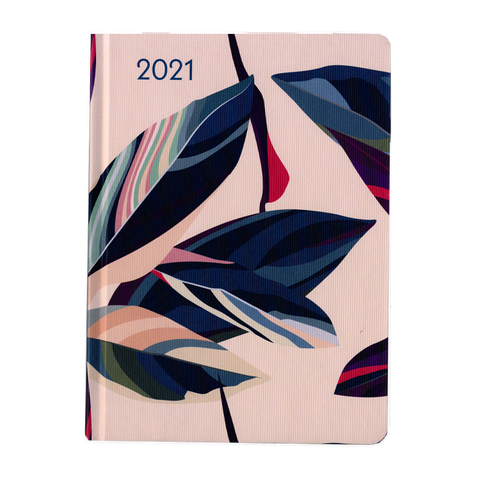 Greenline 'Floral' Diary 2021
