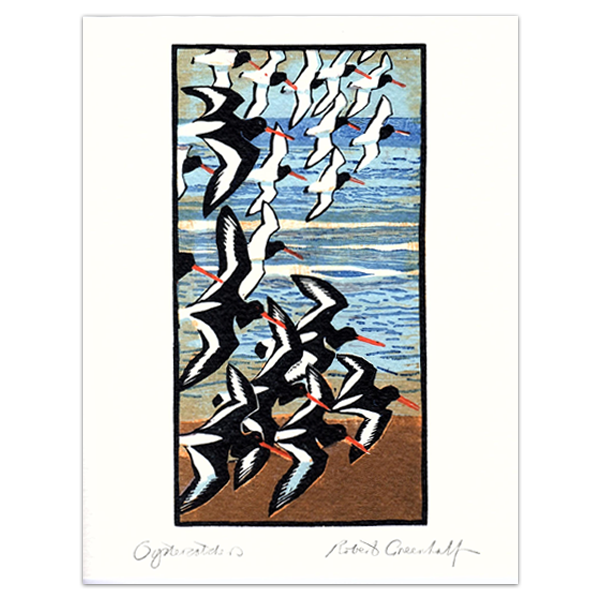 Robert Greenhalf, 'Oyster Catchers'