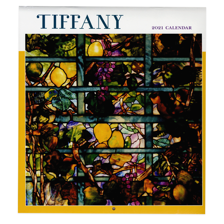' Tiffany ' 2021 Wall Calendar