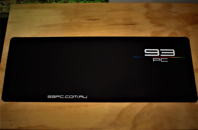 93 PC XL Gaming Mouse Mat