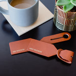 Pair of Small Luggage Tags