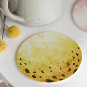 Set of 4 Water Colour Coasters