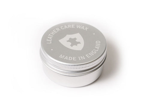 Natural Leather Care Wax - 100g
