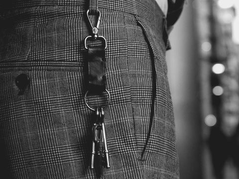 Key Lanyard / Black