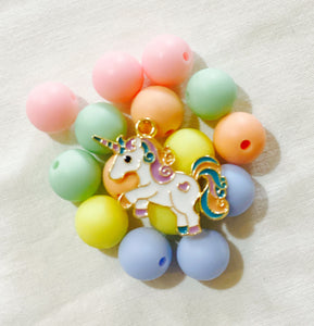 Unicorn & Rainbow Bracelet Kit