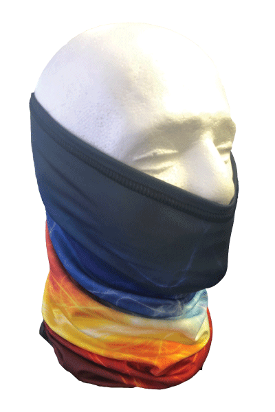 Icy Hot Fire & Ice Neck Gaiter