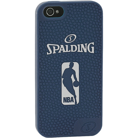 Coque iPhone 5 souple logo SPALDING